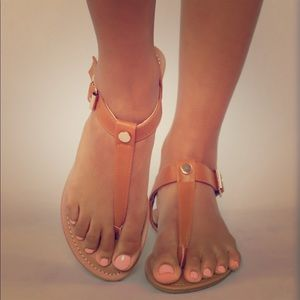 Always A Good Idea Flat Sandals from Fashion Nova
